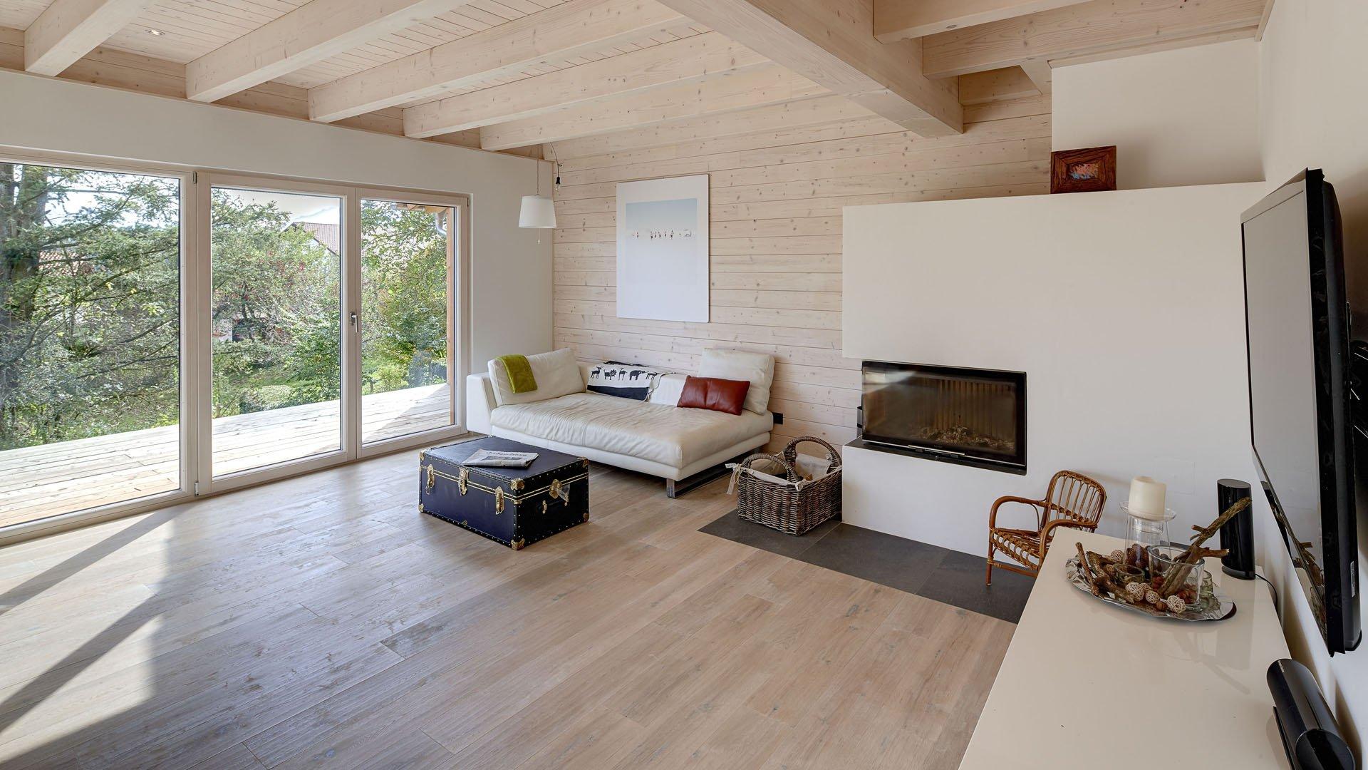 Ansicht des Hauses Kundenhaus GUSTO