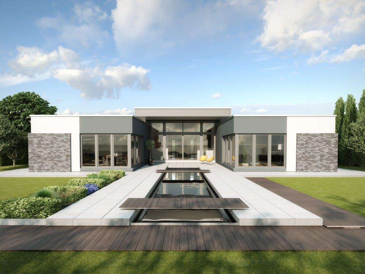 Ansicht des Hauses von GUSSEK HAUS Franz Gussek GmbH & Co. KG