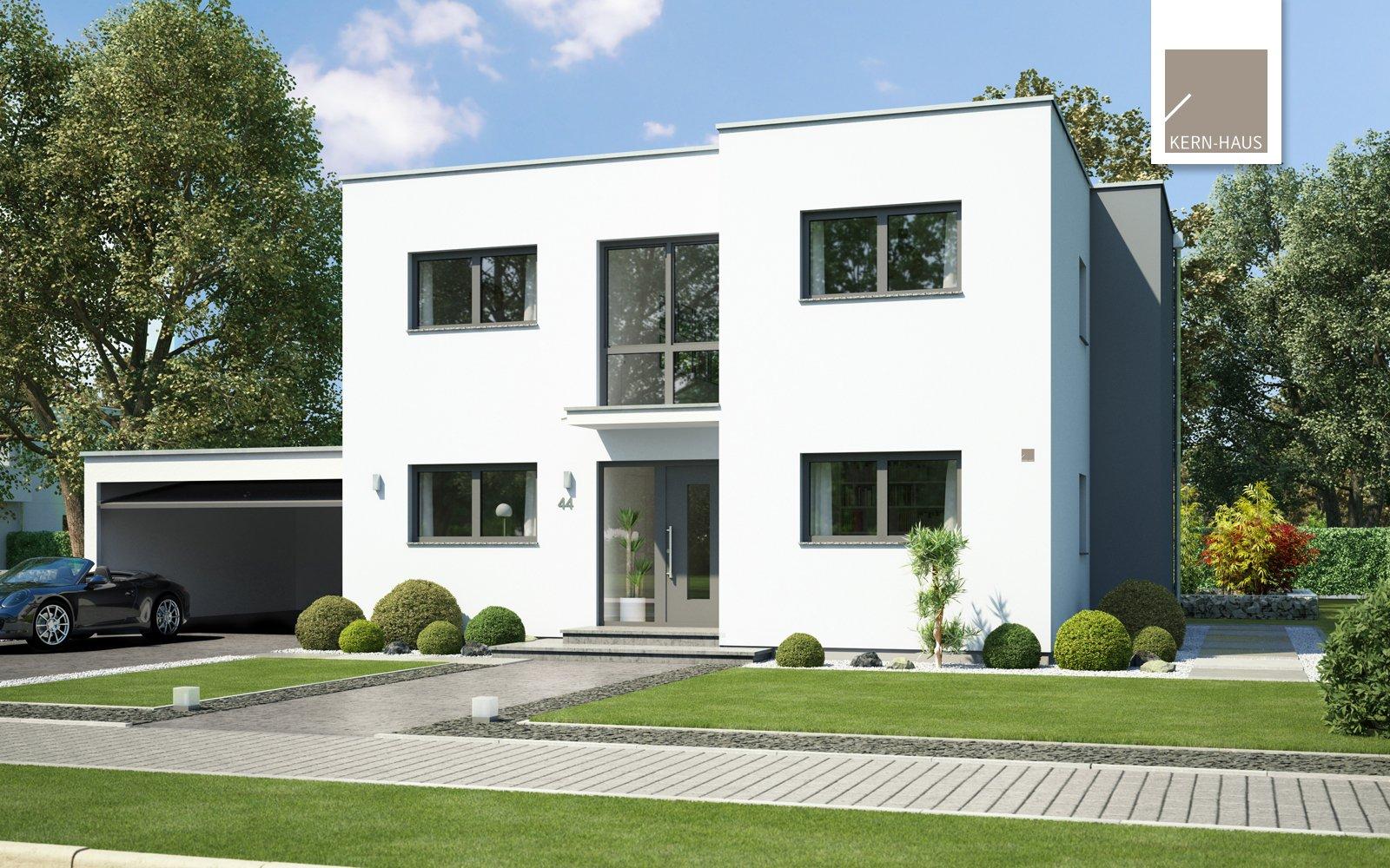 Bauhaus Modus Eingangsbereich