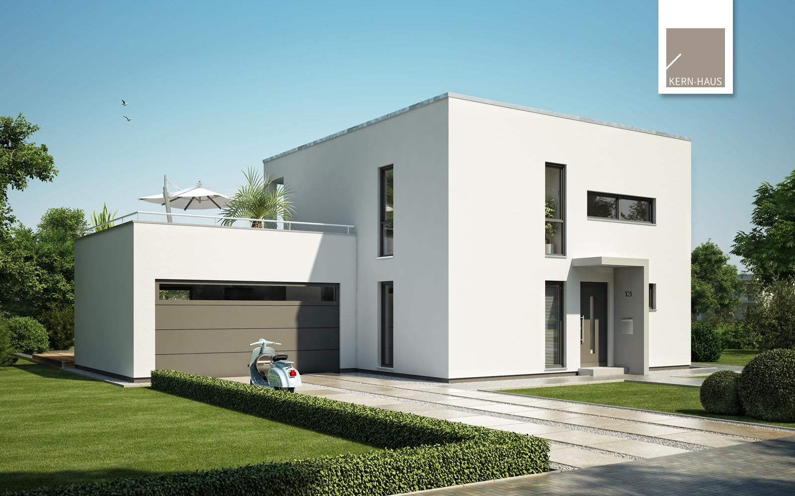 Bauhaus Novum von Kern-Haus