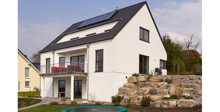Ansicht des Hauses Hellerberge