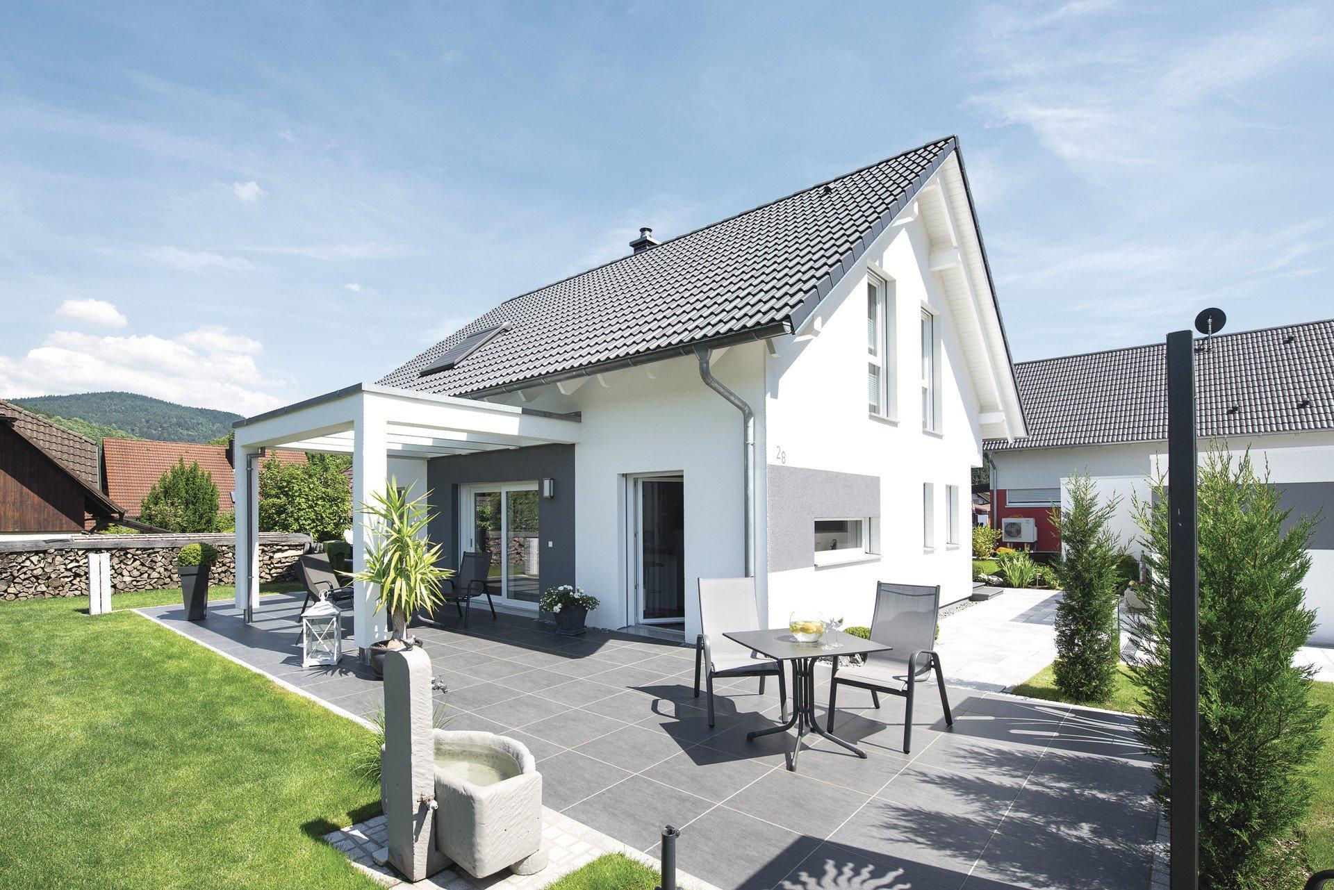 WeberHaus Kundenhaus