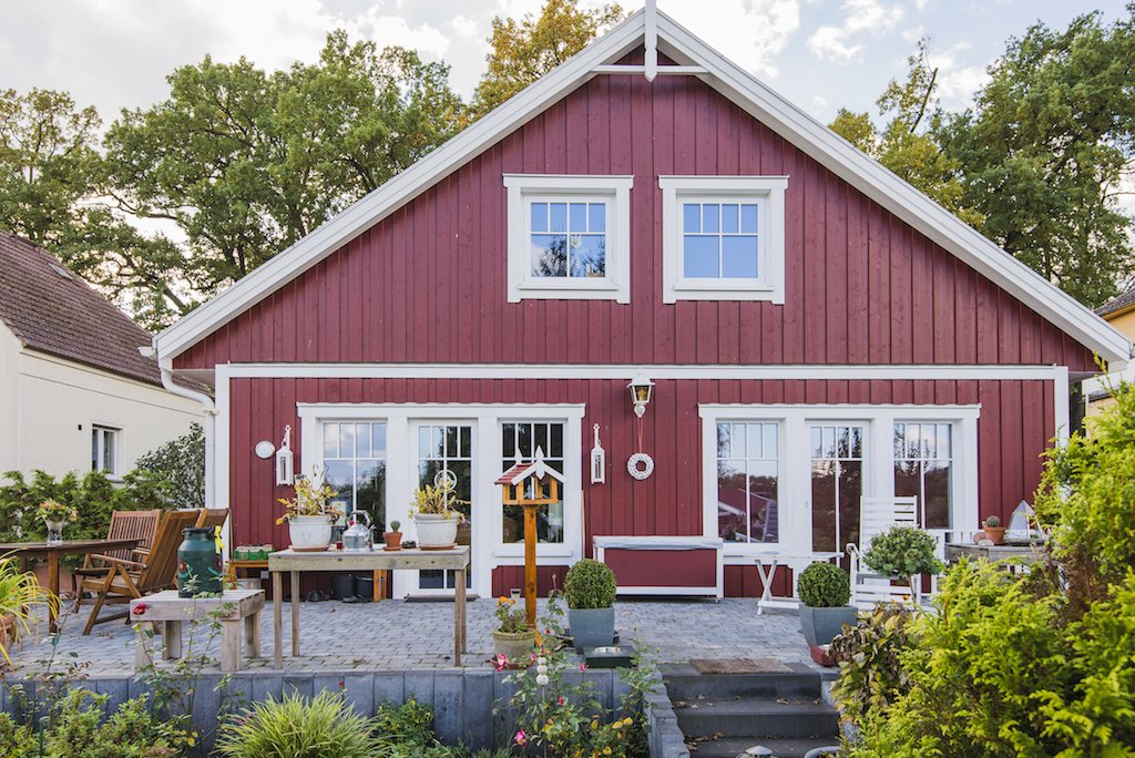 MAX-Haus Schwedenhaus