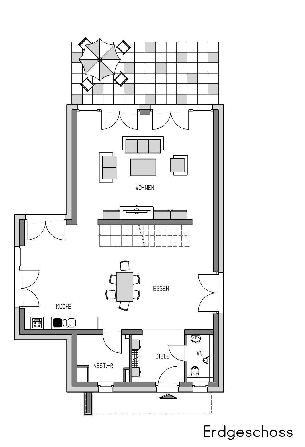 Heinz von Heiden Bauhaus Musterhaus