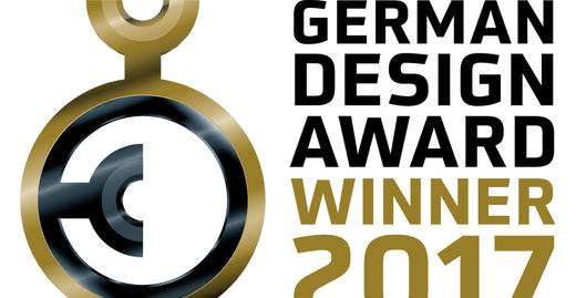 German Design Award - Winner 2017