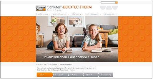 Foto: Schlüter-Systems KG