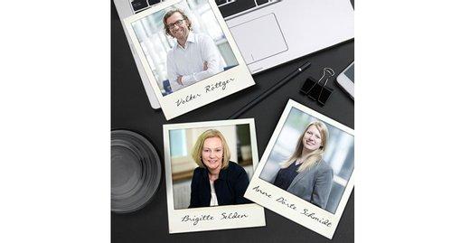 Drei Autoren aus dem Hause Geberit schreiben den Blog. Ihre Themen: Bad, Design, Wellness und Lifestyle.