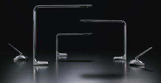 Die neue ZL-Armaturenserie von TOTO zeichnet sich durch eine hochwertige Oberfläche und zeitlos elegante Formensprache aus.
