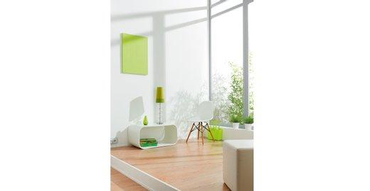 Der Weg zu pflegeleichten Innenwänden ist ganz einfach: Alpina Wisch und weg Weiss wird mit Rolle, Pinsel oder Sprühgerät aufgetragen. Die Premiumfarbe erzielt einen angenehmen edelmatten Weißton.