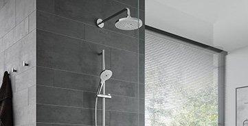 Ein zeitlos-elegantes Design und ein neues Spa-Gefühl: Das Duschprogramm von TOTO zeichnet sich durch eine hochwertige Ästhetik aus.