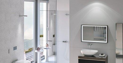 Neue Maßstäbe in Design und Technologie: Geberit bietet das Dusch-WC AquaClean Mera ab sofort in den Ausführungen Comfort und Classic an.