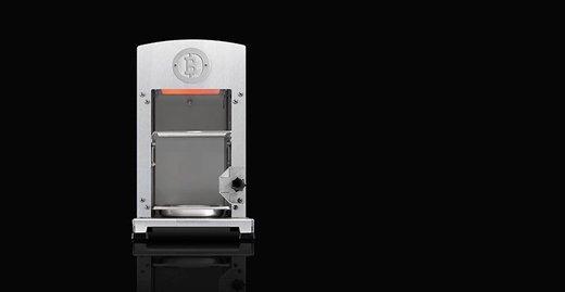 Der Ur-Beefer: Der Original Beefer One mit Millimeter genauer Höhenverstellung. Mit ihm begann die 800-Grad-Grillrevolution.