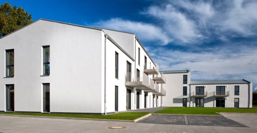 Exklusive Eigentumswohnungen in Barendorf.