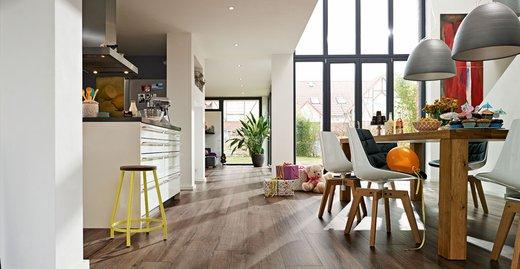 MEISTER Designboden Catega® Flex DD 300 (S) Altholzeiche lehmgrau 6941   Woodfinish-Matt-Struktur   Holznachbildung
