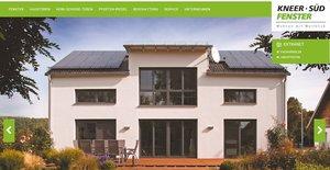 Neue Website von Kneer-Südfenster