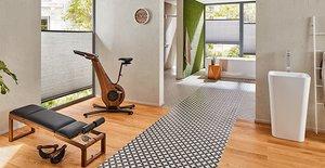 Nachhaltige Raumgestaltung mit außergewöhnlichem Fliesenmix