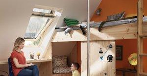Effektiver Hitzeschutz im Dachgeschoss