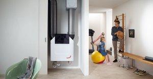 Ideale Installation – Zehnder ComfoAir Q