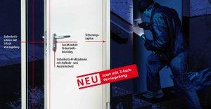 Einbruchschutz: Sichere Türen für den Keller