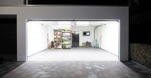 Mehr Licht – mehr Sicherheit: Teckentrup LED-Stripes sorgen für gute Beleuchtung in der Garage