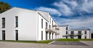 Energiesparende Warmwasserversorgung in den neuen Eigentumswohnungen in Barendorf