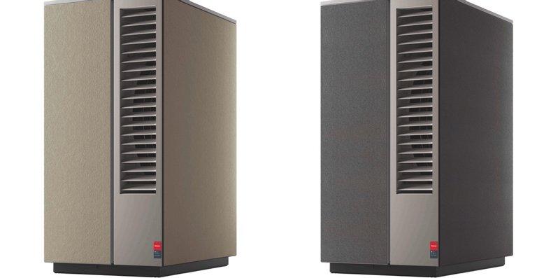 System M überzeugt mit kompakten Maßen und lässt sich mit individuellem Design perfekt an Baustil und Hausfassade anpassen. Neu: die beiden Faserzement-Varianten in hellem oder dunklem Design.