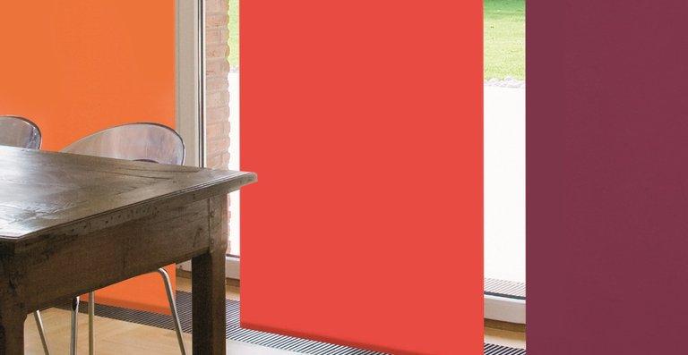 Unsere individuell andere Farb- und Dessinauswahl passen sich Ihrem persönlichen Einrichtungsstil mühelos an.