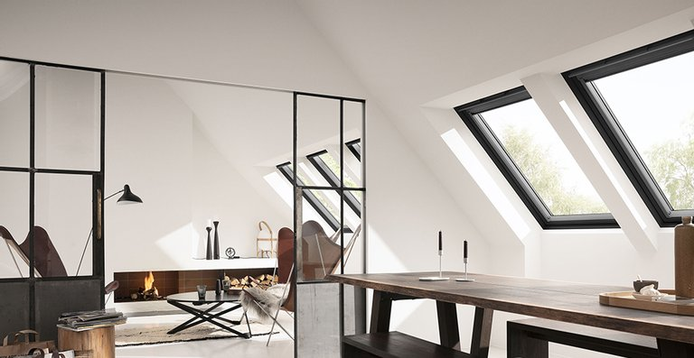 Das Fenster ist als spezielles Angebot insbesondere für designaffine Kunden und Planer geplant.