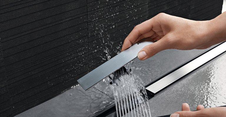 Für noch mehr Hygiene: Der integrierte Kammeinsatz lässt sich mit nur einem Handgriff entfernen und mühelos reinigen.