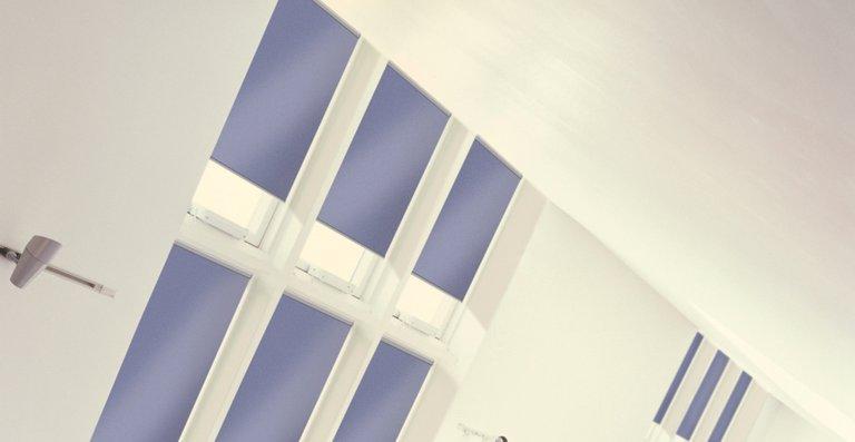 Ob Softraise-, Dachflächen-, Spring-, Kettenzug- oder Elektrorollo – dieser Sicht- und Sonnenschutz findet in jedem Raum seine Einsatzmöglichkeit.