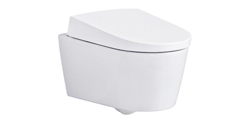 Das vom Designer und Architekten Matteo Thun gestalteten Dusch-WC Geberit AquaClean Sela begeistert mit seinem schlichten Design.