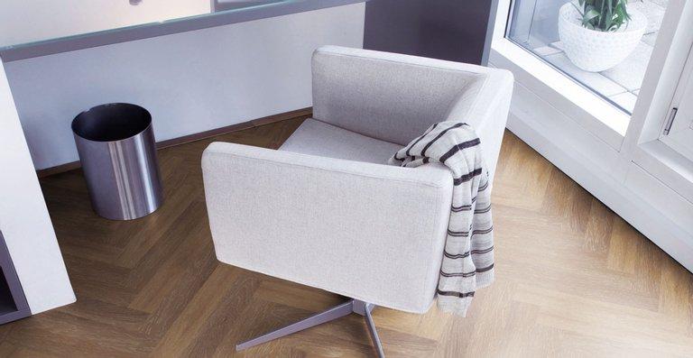 Schöner arbeiten - mit Designbodenbelag von PROJECT FLOORS