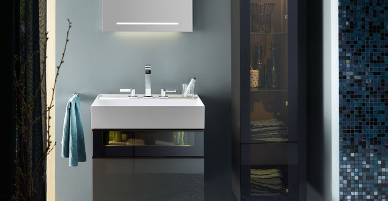 Bei aller Raffinesse im Detail wirkt das Design mit seinen einfachen geometrischen Formen ausgesprochen bodenständig und architektonisch.
