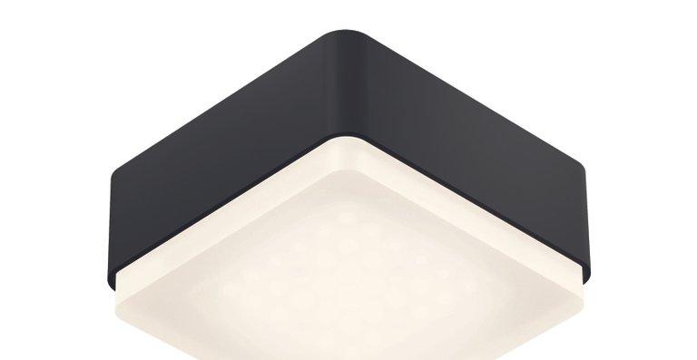 Kompakt und elegant: Q ONE ist ein blendfreier Wandstrahler mit Bartenbach Reflektortechnik in Schwarz oder Weiß. Das Lichtbild ist äußerst präzise und die Lichtqualität exzellent.