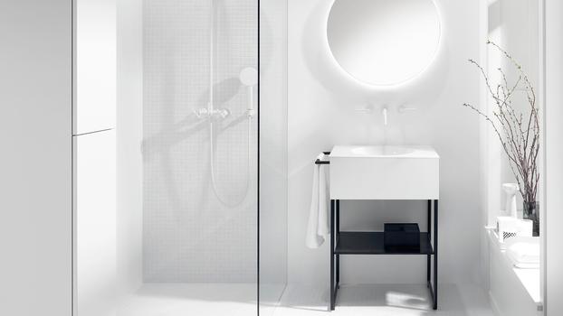 Coco ist gemacht, um selbst kleine, urbane Räume mit einem anspruchsvollen Interior Design-Konzept gestalten und darin einen ästhetischen Ruhepol schaffen zu können, in dem eine unaufgeregte Optik und durchdachte Funktionalität vorherrschen.