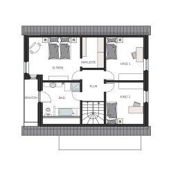 ProFamily 155 - Dachgeschoss