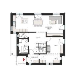 ProFamily 155 - Erdgeschoss