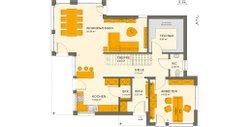 SUNSHINE 144 V6 Erdgeschoss