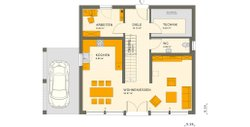 SUNSHINE 154 V7 Erdgeschoss