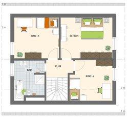 MEDLEY 3.0 102 A - Dachgeschoss