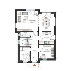 ProStyle 144 - Erdgeschoss