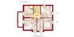 EDITION 125 V5 Obergeschoss