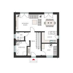 ProStyle 145 - Erdgeschoss
