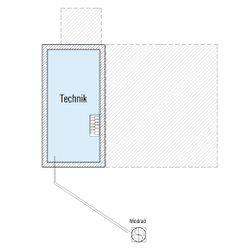 Grundriss Alpenchic Kellergeschoss