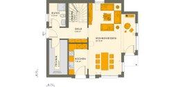 SUNSHINE 126 V5 Erdgeschoss
