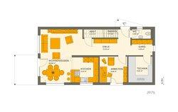 SUNSHINE 156 FD Erdgeschoss
