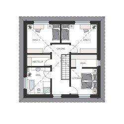 ProStyle 145 - Dachgeschoss