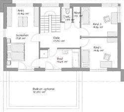 flachdachhaus kubos salzburg eugendorf von kampa gmbh wohngl. Black Bedroom Furniture Sets. Home Design Ideas