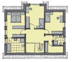 kiefernallee von gussek haus franz gussek gmbh co kg. Black Bedroom Furniture Sets. Home Design Ideas