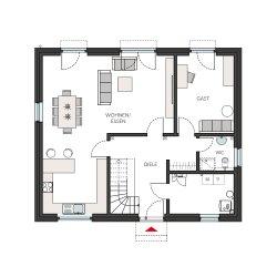 ProFamily 181 - Erdgeschoss